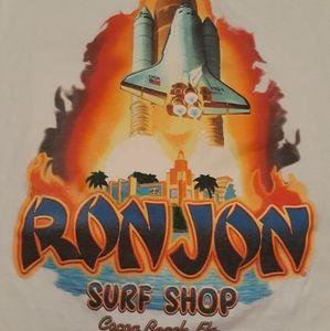 Ron Jon Shirts - Ron Jon Surfshop Pocket Tee